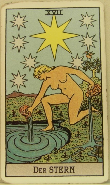 XVII - A Csillag